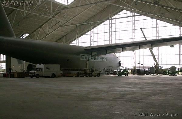 Spruce Goose Historic Airplane Update Photos p-20
