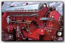 Rolls Royce Merlin engine
