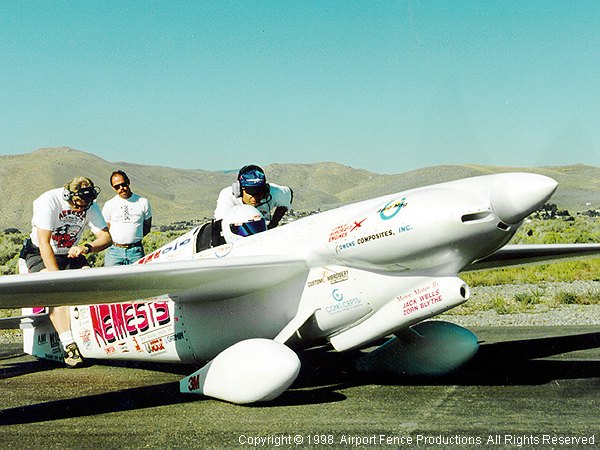 Reno Air Racing: Reno 98 Race Recap