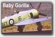 """image """"Baby Gorilla"""" Sea Fury 6k"""