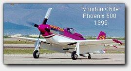 Voodoo Chile - Phoenix 500 - 1995